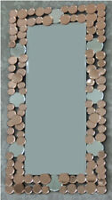 "DECORATIVE ART DECO CONTEMPORARY MIRROR ""NEW"""