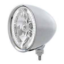 "UNITED PACIFIC ""CHOPPER"" Headlight - 34 White LED H4 Bulb 32554"