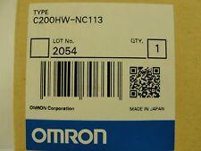 New Omron PLC Stepper Control Card, C200HW-NC113