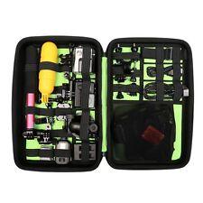 EVA Black Large Hard Shockproof Organiser Accessories Case GoPro Hero 1 2 3 4