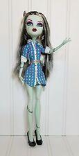 Monster High Frankie Stein Doll w/Dress Shoes Earrings