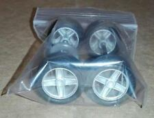 Scalextric ejes completos nuevos Seat 1430 18´3x9´8mm SCX Ninco Cartrix Reprotec