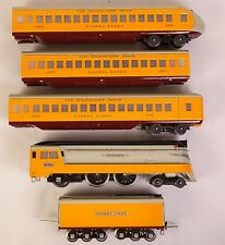 LIONEL #6-51000 LIMITED EDITION HIAWATHA PASSENGER SET-LN IN ORIGINAL BOX!