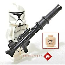 Lego Star Wars - Clone Trooper Heavy Gunner minifigure *NEW* from set 75206