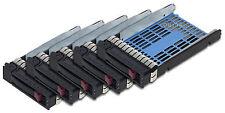 5x HP CADDY 335537-001 3.5'' SAS SATA GEN1 - GEN7 COMPATIBILE