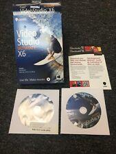 New Open Box Corel VideoStudio Ultimate X6