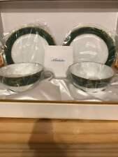 Rare Club 33 Limited set of 2 Noritake special tea cup Tokyo Disney Land Resort