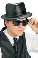 Singin' The Blues Set Hat & Glasses Blues Brothers Accessory P769