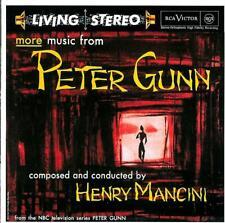 """HENRY MANCINI  """" Peter Gunn """"  Living Stereo  CD"""