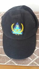 SAAF / SALM  SOUTH AFRICAN AIR FORCE 75 year anniversary  Cap large
