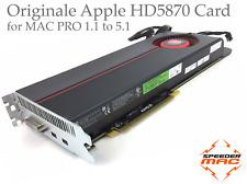  ATI Apple Originale HD 5870  1 GB Ram DDR5 Mac Edition 661-5719 Genuine