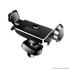 360° Car Air Vent Bracket Automatic Lock Holder Mount For GPS Pad iPhone X 8 RI1