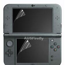 Pack 2 protections écran protéger film de garde de couverture pour Nintendo 3DS XL