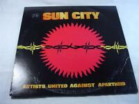 Sun City - Artists United Against Apartheid - Includes Photo Liner