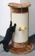 Kratzsäule f. Zimmerecken Katzenkratzbrett Kratzbaum Kratzstamm Katzenkratzbaum