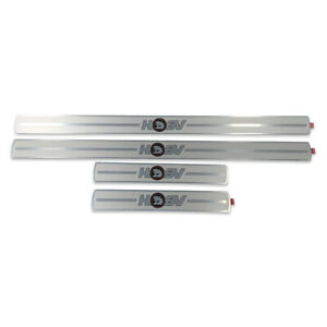 Genuine HSV Scuff Sill Plates with HSV Emblem for F&R VE VF VF2 SS SSV SV6 ALL