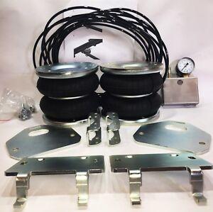 Air Suspension KIT with Compressor for Nissan Interstar 1997-2010 - 4000kg