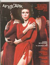 AFTER DARK entertainment magazine/DONNA MCKECHNIE/Tommy Tune 8-75