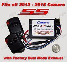 2010 - 2015 Camaro SS Dual Mode NPP Mild to Wild Exhaust Control - FREE Shipping