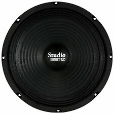 "55-2517 Studio Pro Audio Series 10"" Woofer 300 Watts 8 ohm Guitar Amp / PA / Car"