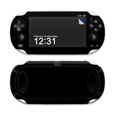 Sony PS Vita Skin Kit - Solid Black - Decal Sticker