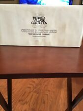 Dept 56 Christmas In The City 1989 Park Avenue Townhouse 5609 #5978-1