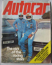 Autocar magazine 4/9/1976 featuring Seat road test, Leyland, Citroen