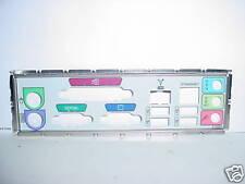 I/O IO SHIELD BACK PLATE FOR ASUS P4SD-LA HP COMPAQ-NEW