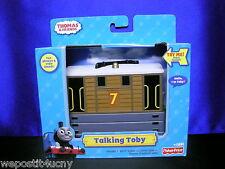 Talking Toby Train Toy Thomas Train & Friends