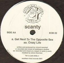 SCANTY - Get Next To The Opposite Sex - Southern Fried