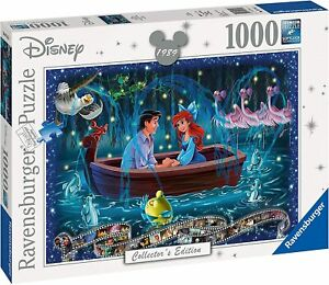 Ravensburger Disney Moments 1989 Little Mermaid 1000 Pieces Jigsaw Puzzle