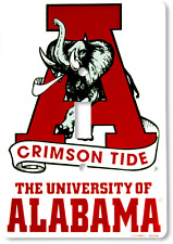 Alabama Crimson Tide Switch Plate Light Switch Cover Fast Usa Shipping