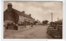 HIGH STREET, KINGSBARNS: Fife postcard (C10433)