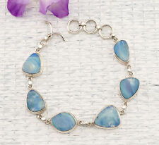 Markenlose Echte Edelstein-Armbänder mit Opal für Damen