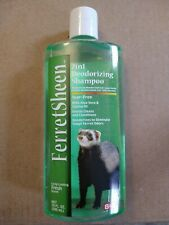 8 In 1 Ferretsheen 2-in-1 Deodorizing Shampoo, 10-Ounce