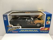 Tootsietoy Hard Body 1969 Dodge Charger R/T 440 Magnum Die-cast Car Black