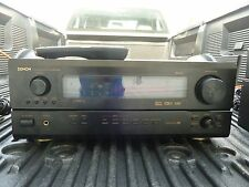 DENON 3803 STEREO SURROUND SOUND RECEIVER SOLD AS IS