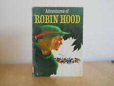 Adventures of Robin Hood~Random House~Vance / Barnum 1953 Hardcover
