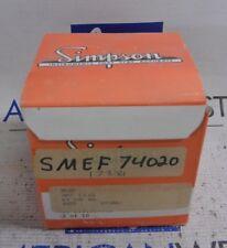 Simpson SM1357 Panel Meter