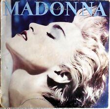 VINILE 33 GIRI RPM MADONNA TRUE BLUE 92 5442-1 ITALY 1986
