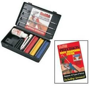 Smith's Abrasives deluxe precision knife sharpening system Kit