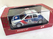 Ninco 50121 peugeot 306 esso boxed