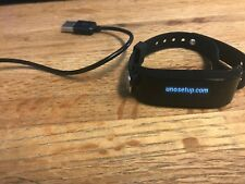 Uno Noteband - Digital Notifier &  Fitness Tracker Powered by Spritz for iphone