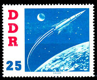 867 postfrisch DDR Briefmarke Stamp East Germany GDR Year Jahrgang 1961