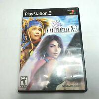 PlayStation 2 Final Fantasy X-2 Game