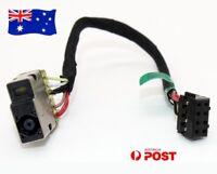 DC IN Power Jack Plug Socket w/ Cable For HP Pavilion TouchSmart11 TPN-C116 AU