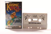COMMODORE 64 (C64) GAME -- KOSMIC KANGA -- BY MICROMANIA SOFTWARE -- 1984