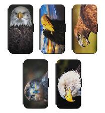 Samsung Galaxy Flip Etui Tasche Handyhülle Case Cover Schutz Adler Motiv Bild s1