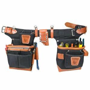 Occidental Leather 9850 Adjust-to-Fit FatLip Tool Bag Belt Set