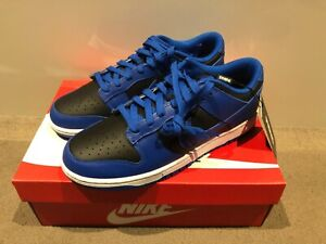 Nike Dunk Low Retro Hyper Cobalt (2021) US 10